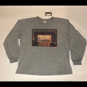 Supreme attorney long sleeve